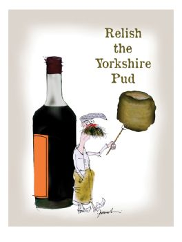 Relish the Yorkshire Pudding